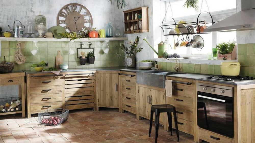 Une d coration m diterran enne dans votre cuisine immorapide Style de cuisine moderne